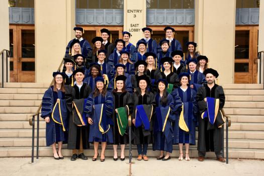 Congratulations to our 2019 MCB Graduates!